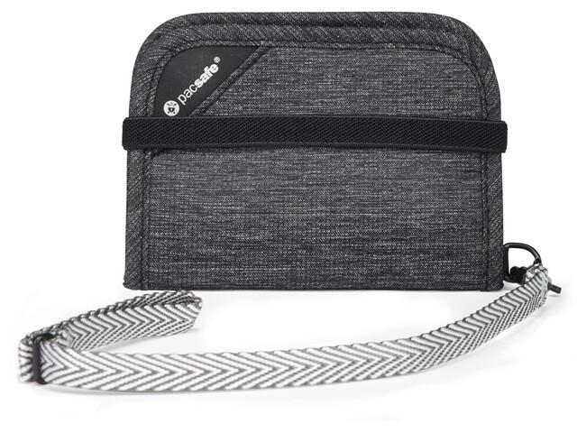 Pacsafe RFIDsafe V50 Wallet, granite melange